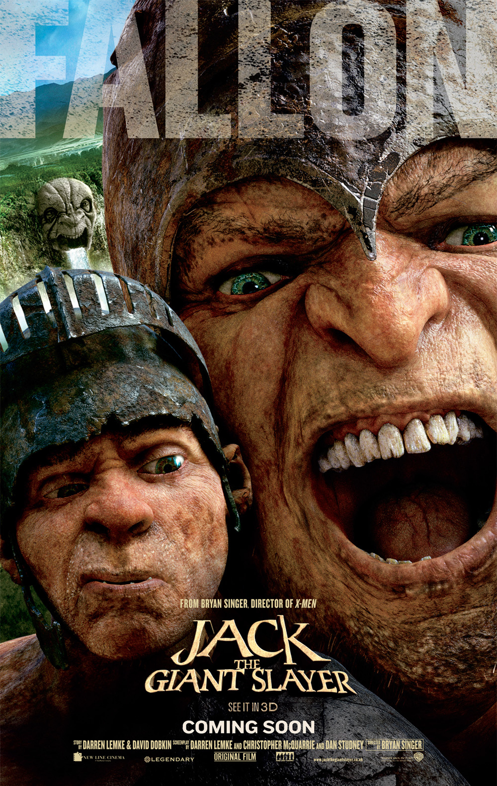 Jack the Giant Slayer - Movie Poster #6 (Original)