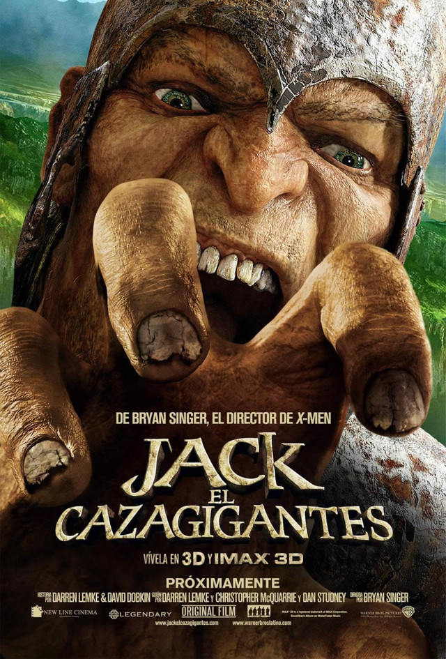 Jack the Giant Slayer - Movie Poster #7