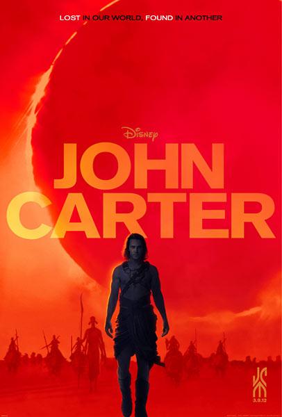 John Carter - Movie Poster #1 (Original)