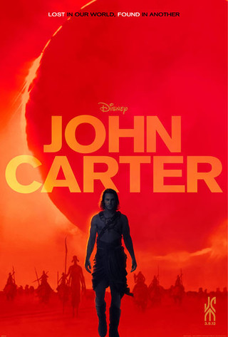 John Carter - Movie Poster #1