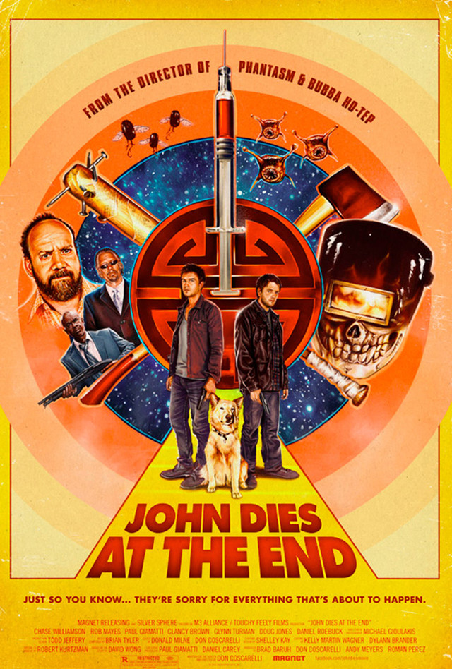 John Dies at the End - Movie Poster #1