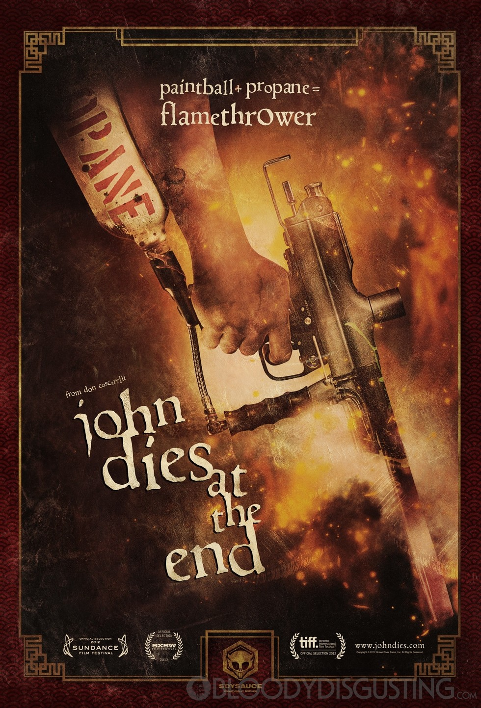 John Dies at the End - Movie Poster #2 (Large)