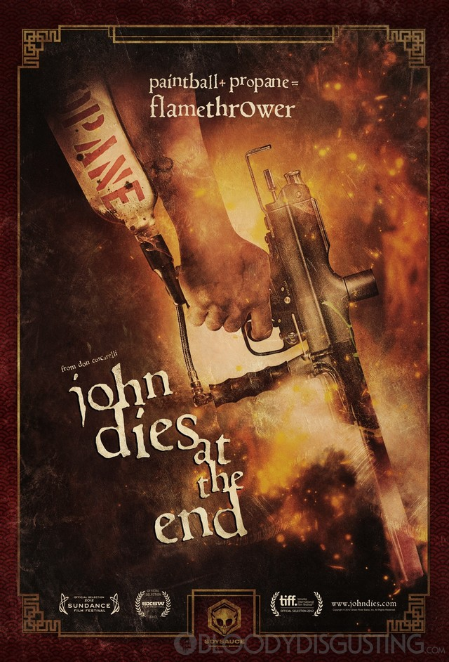 John Dies at the End - Movie Poster #2