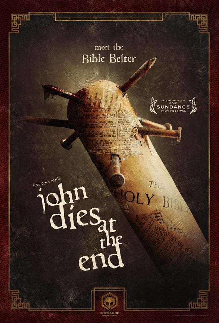 John Dies at the End - Movie Poster #3 (Original)