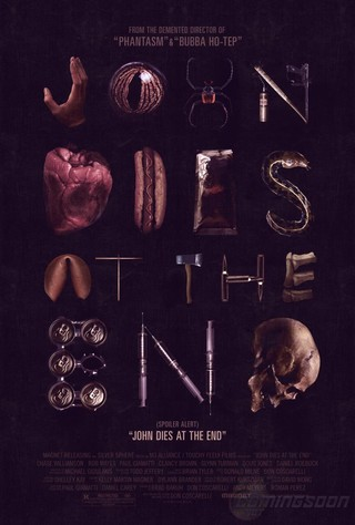 John Dies at the End - Movie Poster #4 (Small)