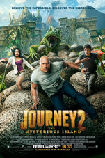 Journey 2: The Mysterious Island Small Poster