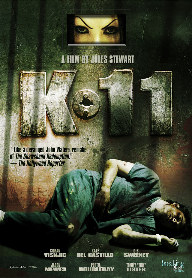 K-11 - Movie Poster #1 (Medium)