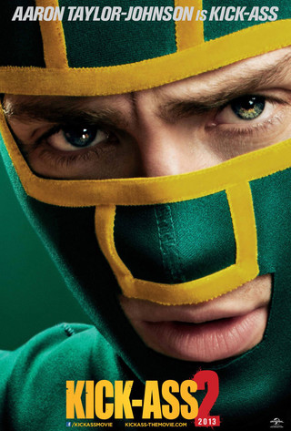 Kick-Ass 2 - Movie Poster #11 (Small)