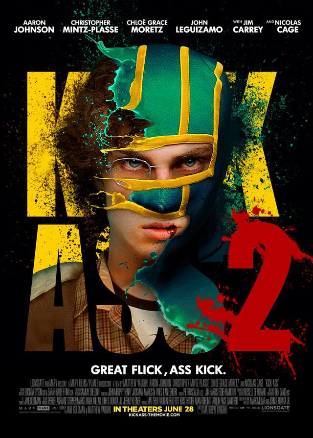 Kick-Ass 2 - Movie Poster #13