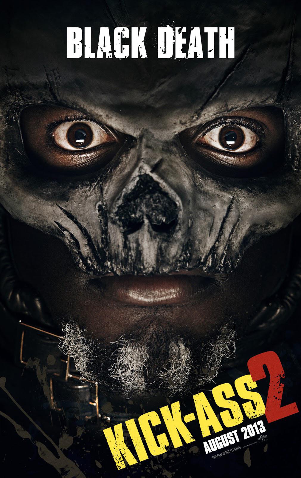 Kick-Ass 2 - Movie Poster #3 (Original)