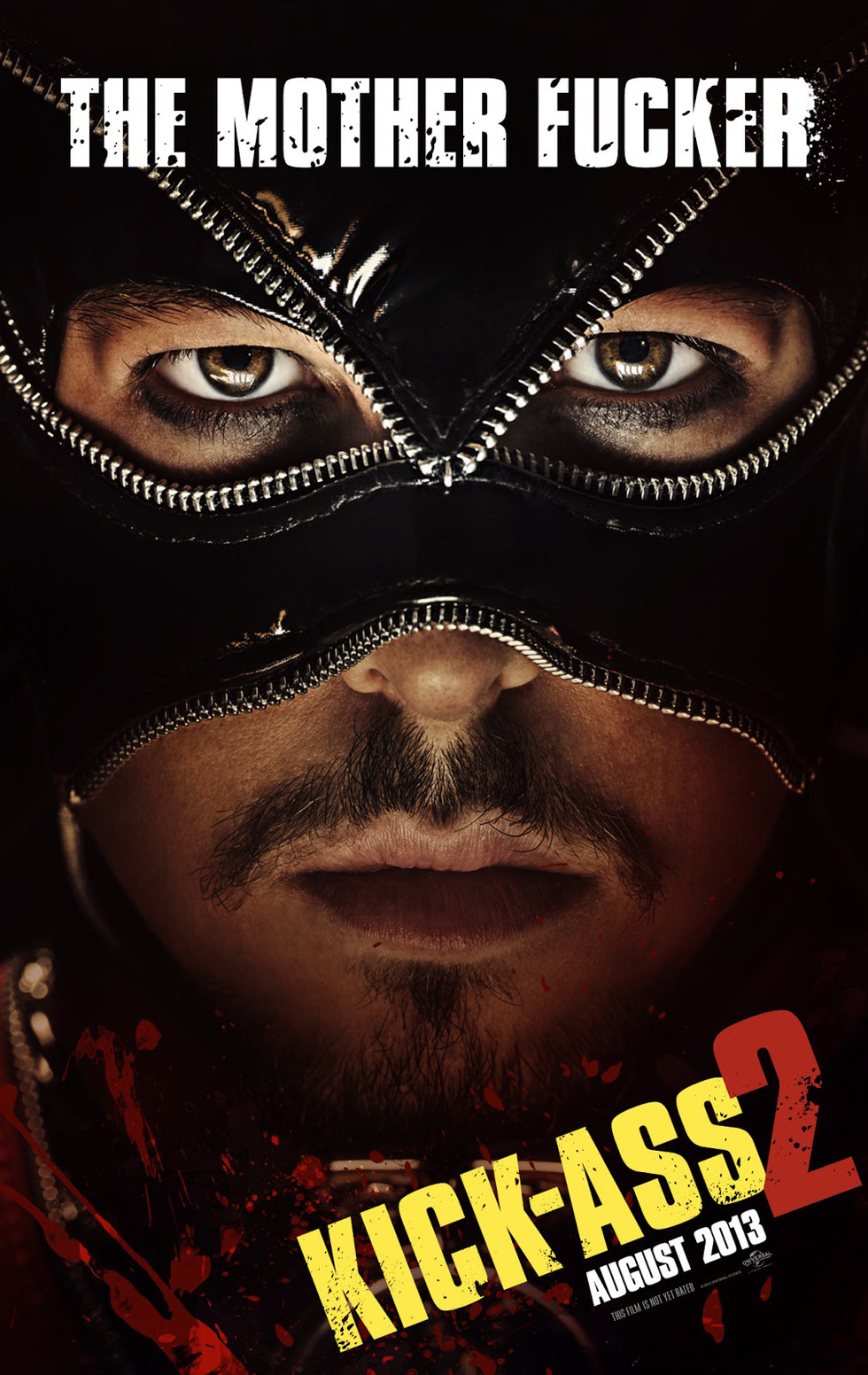 Kick-Ass 2 - Movie Poster #4 (Large)