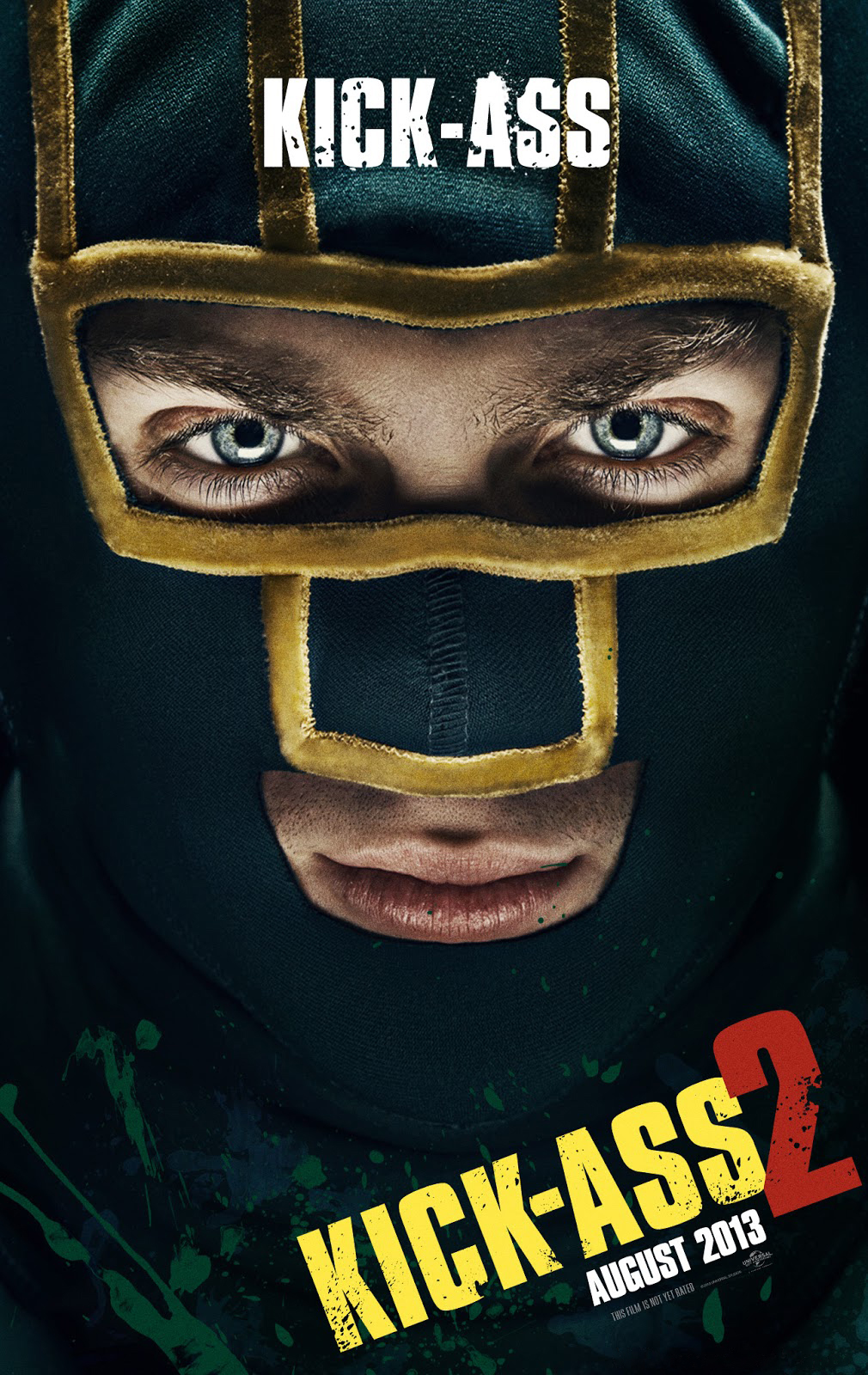 Kick-Ass 2 - Movie Poster #5 (Original)
