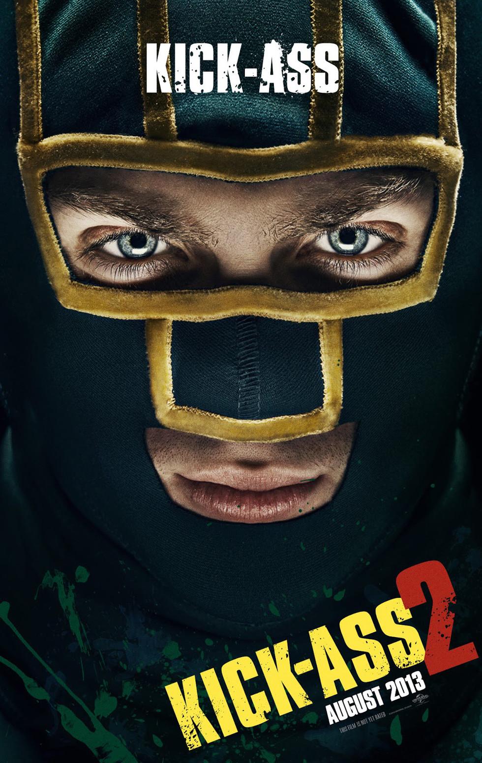 Kick-Ass 2 - Movie Poster #5 (Large)