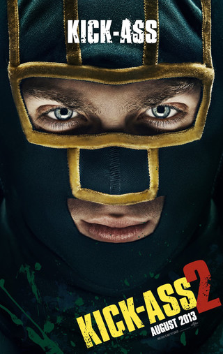 Kick-Ass 2 - Movie Poster #5 (Small)