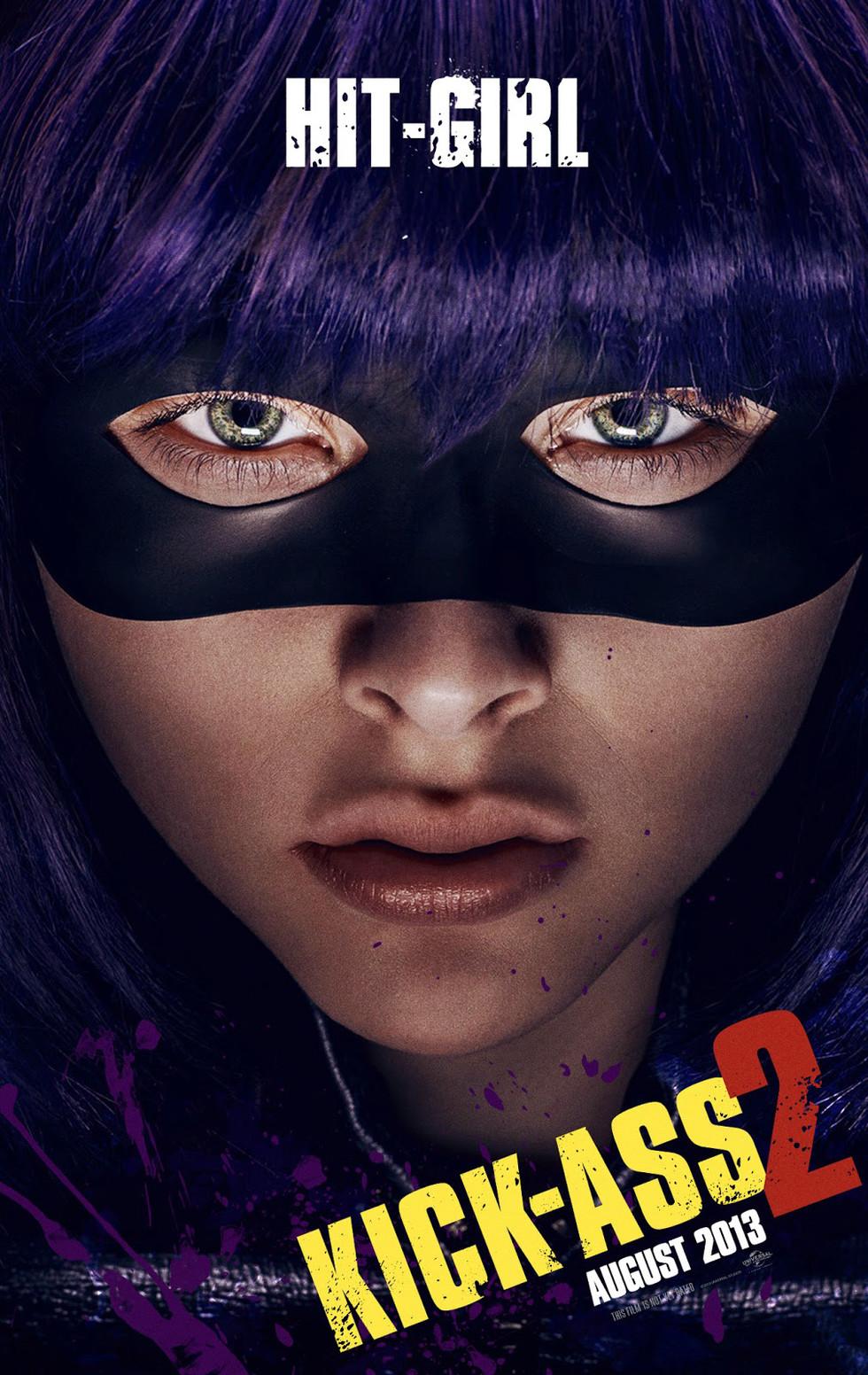 Kick-Ass 2 - Movie Poster #6 (Large)