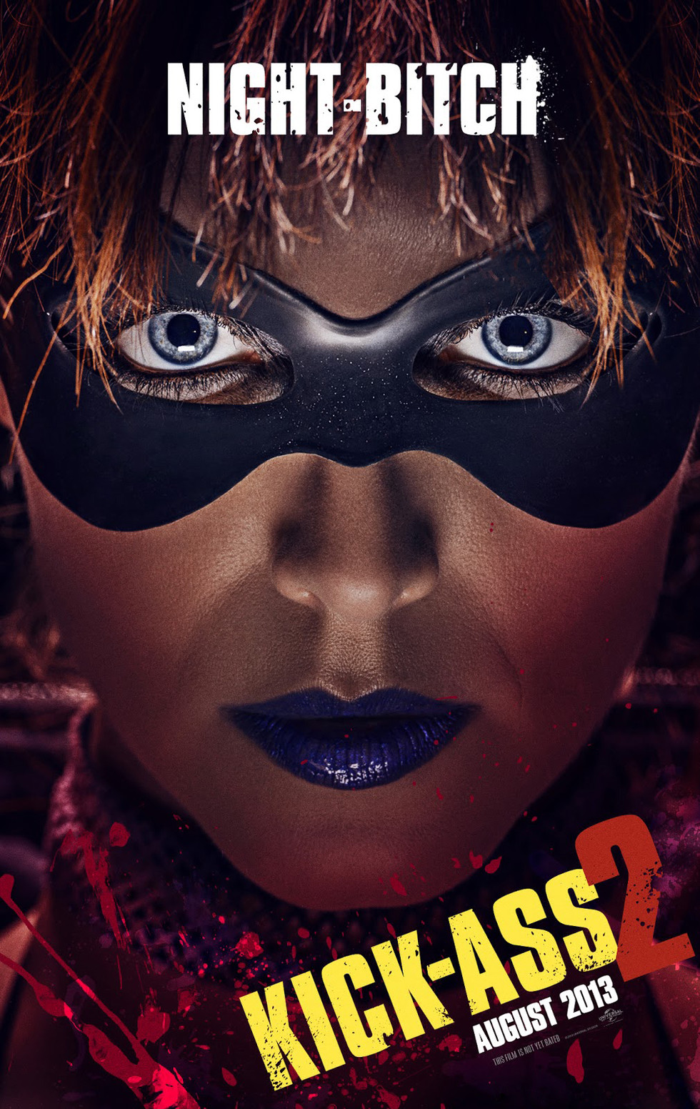 Kick-Ass 2 - Movie Poster #7 (Large)