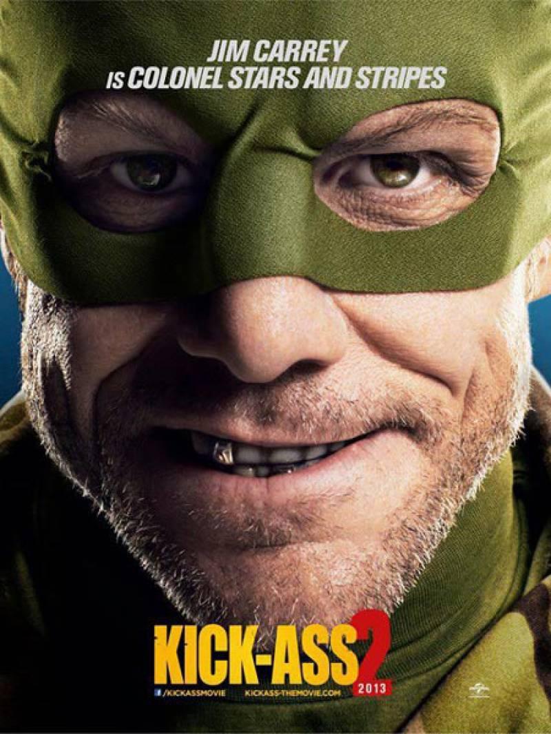 Kick-Ass 2 - Movie Poster #8 (Original)