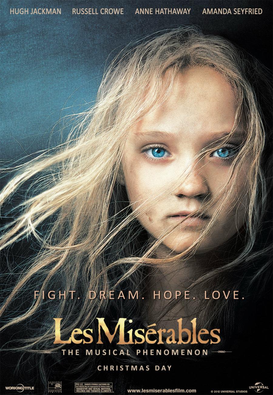 Les Miserables - Movie Poster #1 (Original)