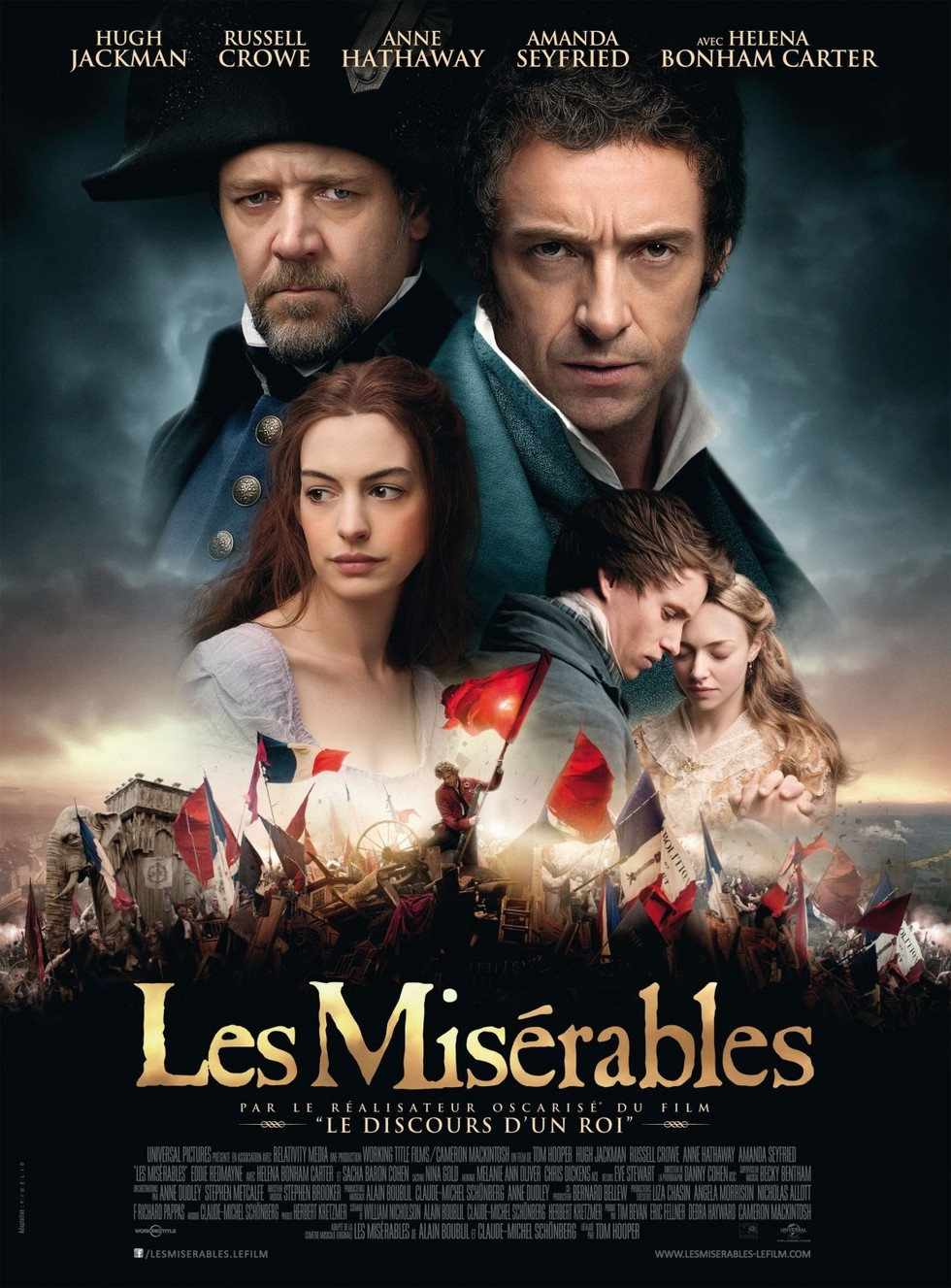 Les Miserables - Movie Poster #3 (Large)
