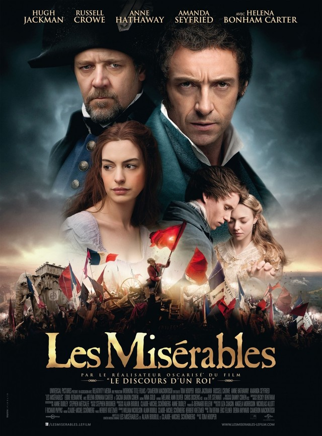 Les Miserables - Movie Poster #3