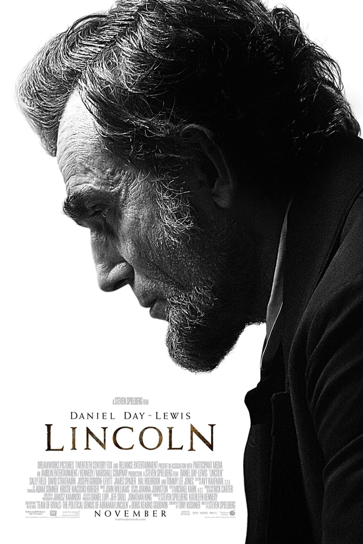 Lincoln - Movie Poster #1 (Original)
