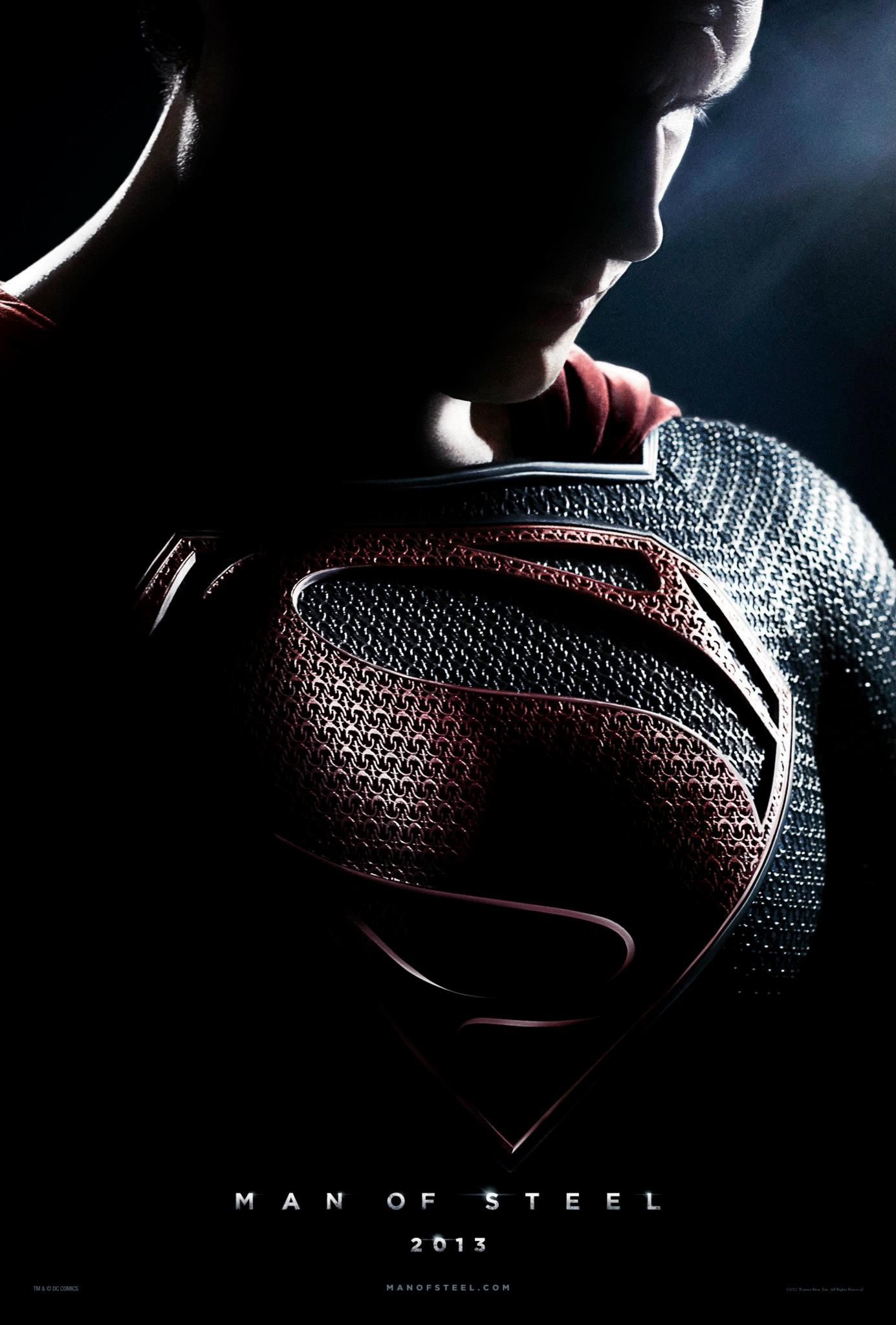 Man of Steel - Movie Poster #2 (Original)