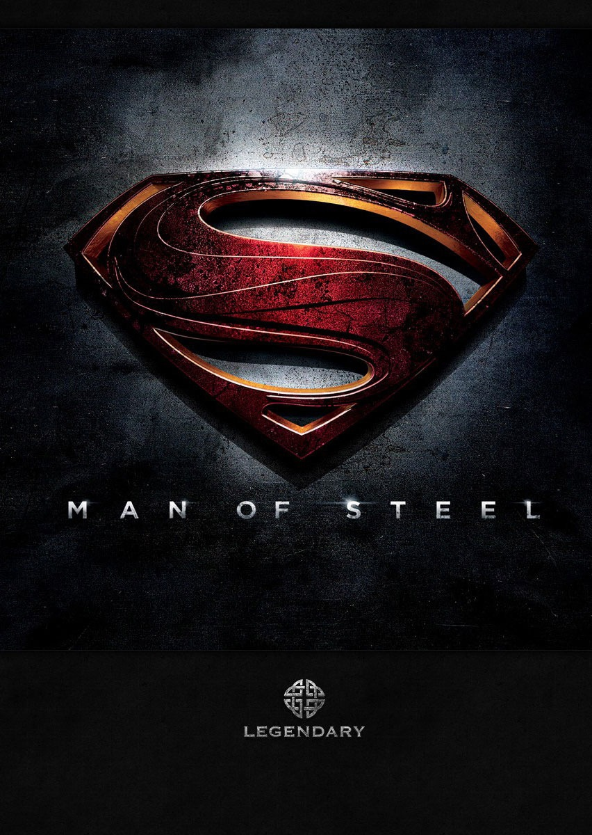 Man of Steel - Movie Poster #3 (Original)
