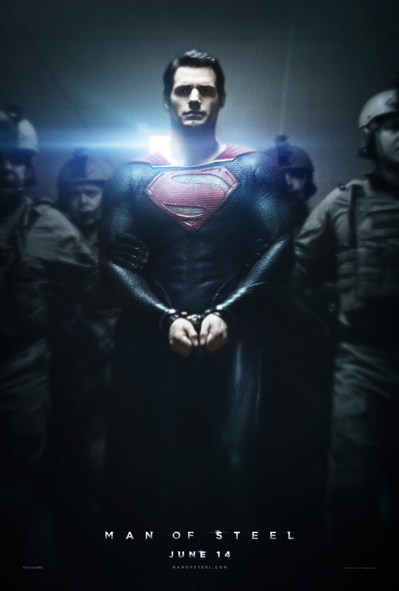 Man of Steel - Movie Poster #5 (Original)
