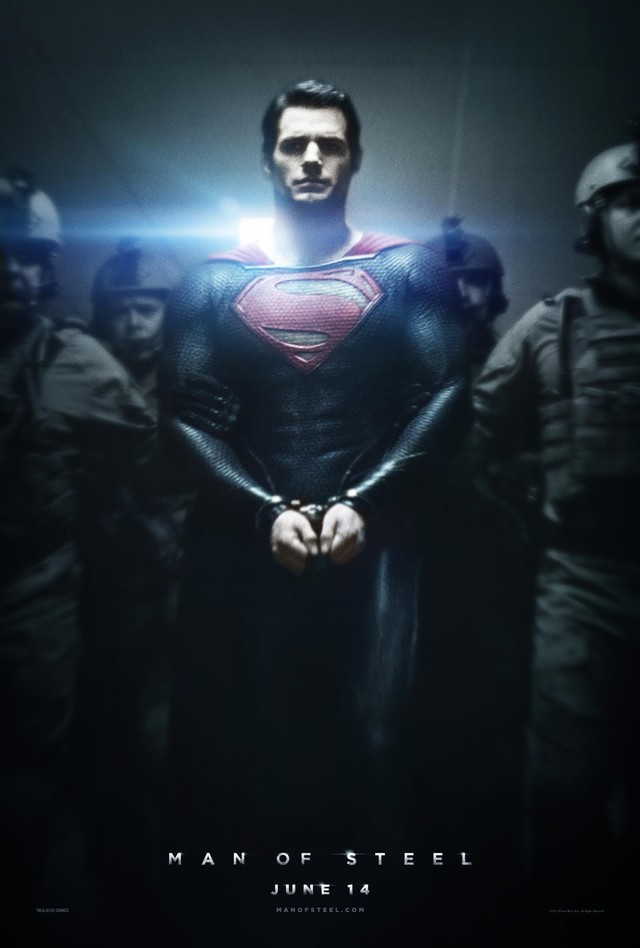 Man of Steel - Movie Poster #5