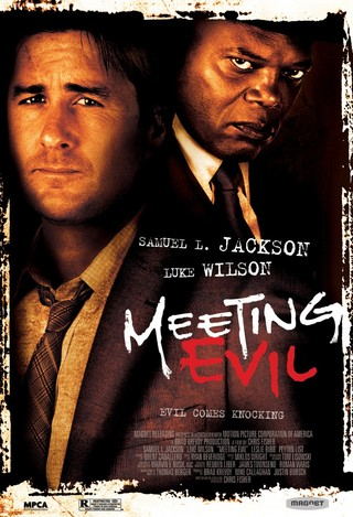 Meeting Evil - Movie Poster #1 (Small)