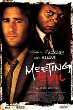 Meeting Evil Small Poster