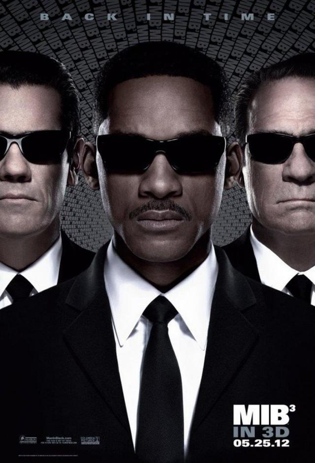 Men in Black 3 - Movie Poster #1