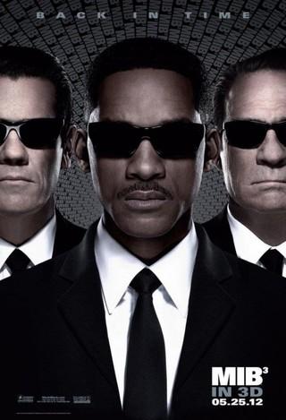 Men in Black 3 - Movie Poster #1 (Small)