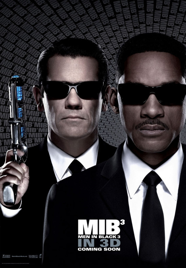 Men in Black 3 - Movie Poster #2 (Medium)