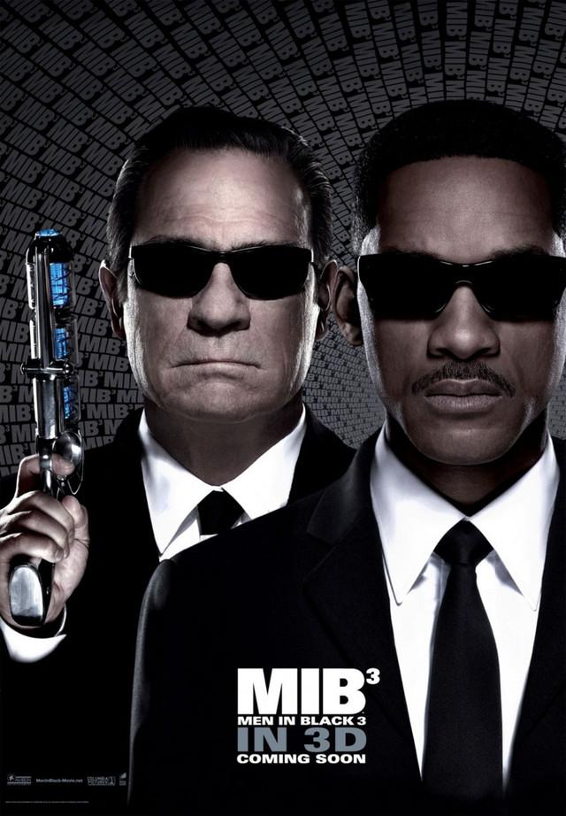 Men in Black 3 - Movie Poster #3