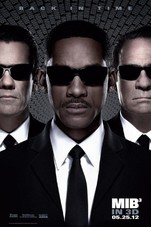 Men in Black 3 Small Poster