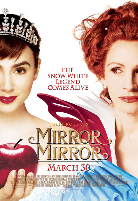 Mirror Mirror - Movie Poster #1 (Original)