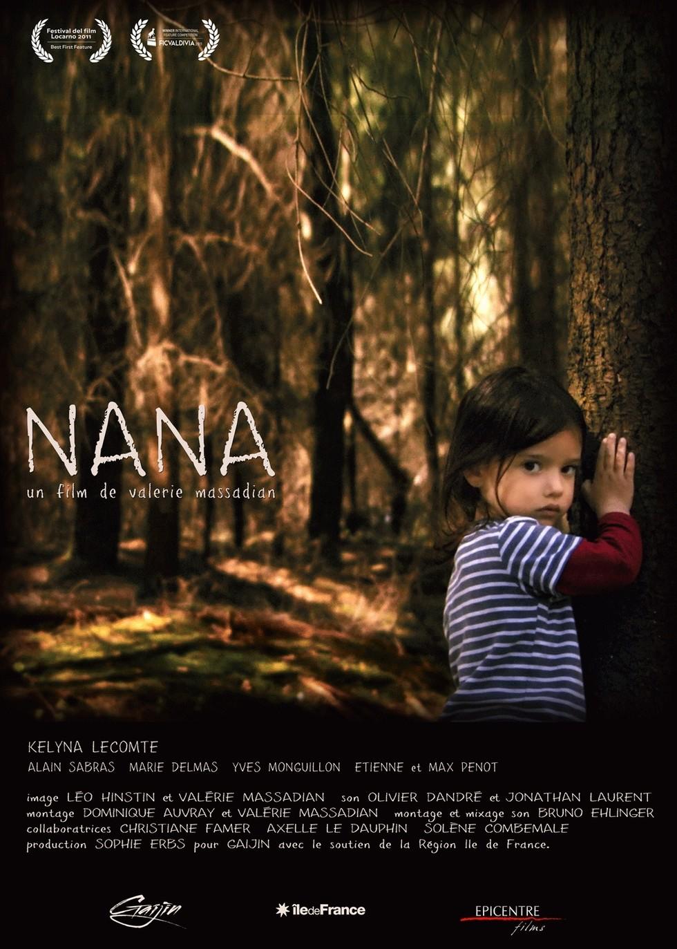 Nana - Movie Poster #1 (Large)