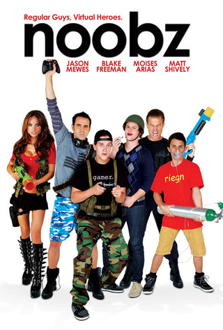 Noobz - Movie Poster #3 (Small)