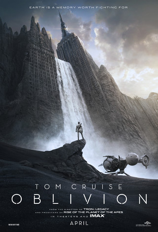 Oblivion - Movie Poster #1 (Small)