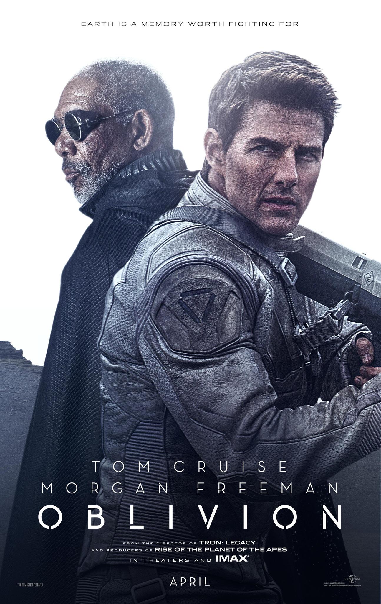 Oblivion - Movie Poster #2 (Original)
