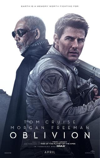 Oblivion - Movie Poster #2 (Small)