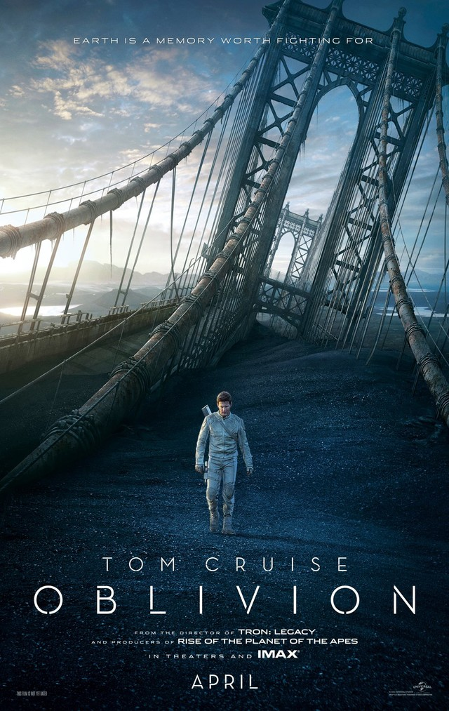 Oblivion - Movie Poster #3