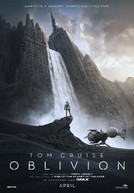 Oblivion Small Poster