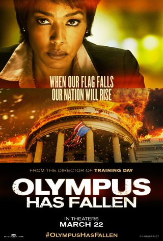 Olympus Has Fallen - Movie Poster #4 (Small)