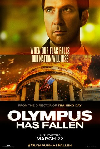 Olympus Has Fallen - Movie Poster #5 (Small)