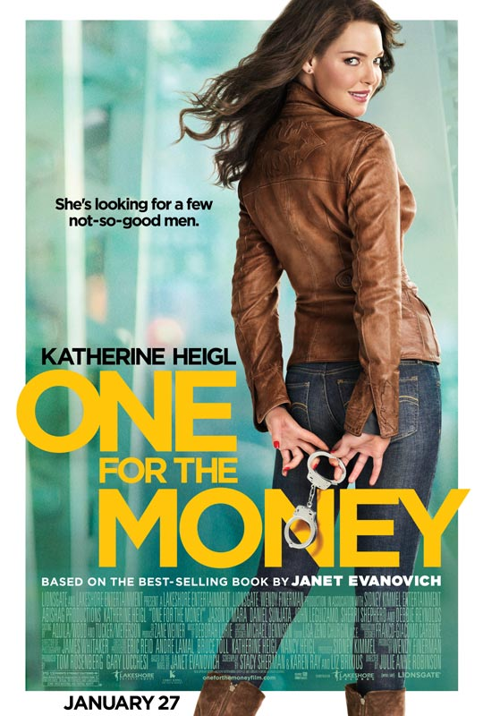 One for the Money - Movie Poster #1 (Original)