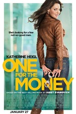 One for the Money Small Poster