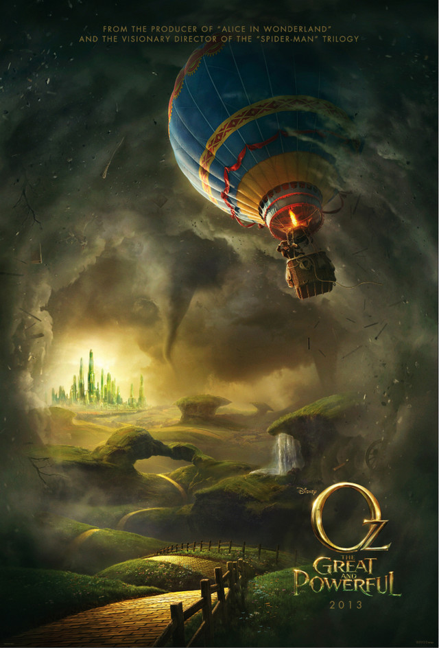 Oz the Great and Powerful - Movie Poster #4