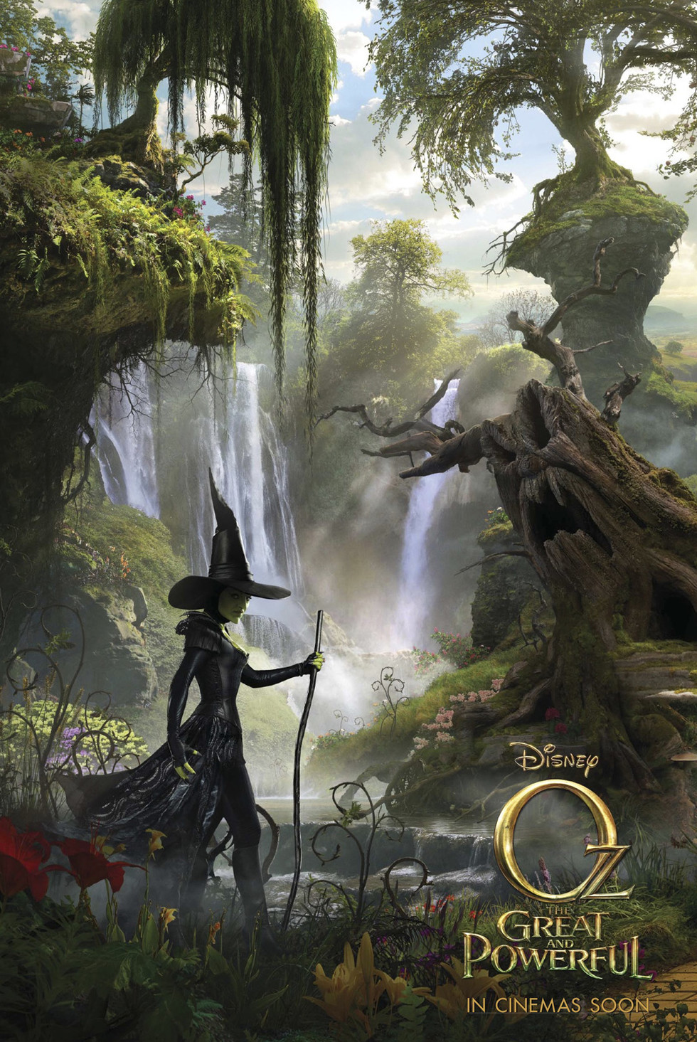 Oz the Great and Powerful - Movie Poster #5 (Large)